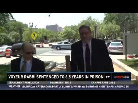 Georgetown Rabbi Barry Freundel Gets 6 1/2 Years For Voyeurism