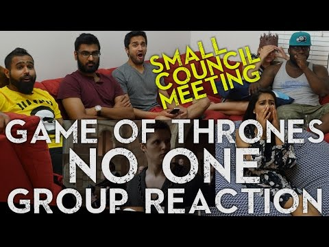Game of Thrones - 6x8 No One - Group Reaction [Calling the Banners]