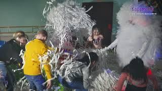 Бумажное шоу  карамель