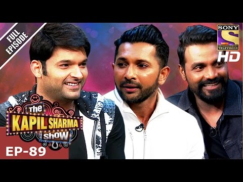 Thumbnail: The Kapil Sharma Show - दी कपिल शर्मा शो-Ep-89-Remo,Terence &Vaibhavi In Kapil's Show -12th Mar 2017