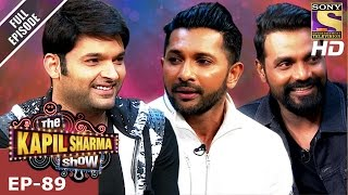 The Kapil Sharma Show - दी कपिल शर्मा शो-Ep-89-Remo,Terence &Vaibhavi In Kapil