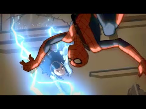 Marvel | Человек паук 2017 | сезон 2 серия 11 - А ну-ка, злодеи! Часть IV