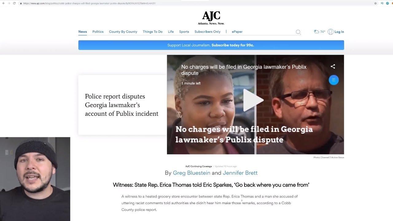 Democrat Race Hoax Scandal Just Got CRAZY, Witness Claims DEMOCRAT Was The Racist