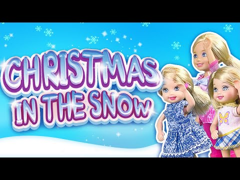 barbie christmas in the snow ep49 - Annabelle Christmas