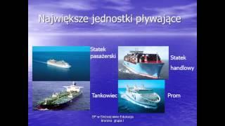 Prezentacja Charakterystyczne cechy Morza Bałtyckiego