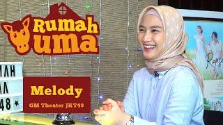 Download lagu [Rumah Uma] Melody Nurramdhani yang Penuh Inspirasi