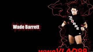 "WWE Wade Barrett 9th Theme Song - ""End of Days"" 2011"