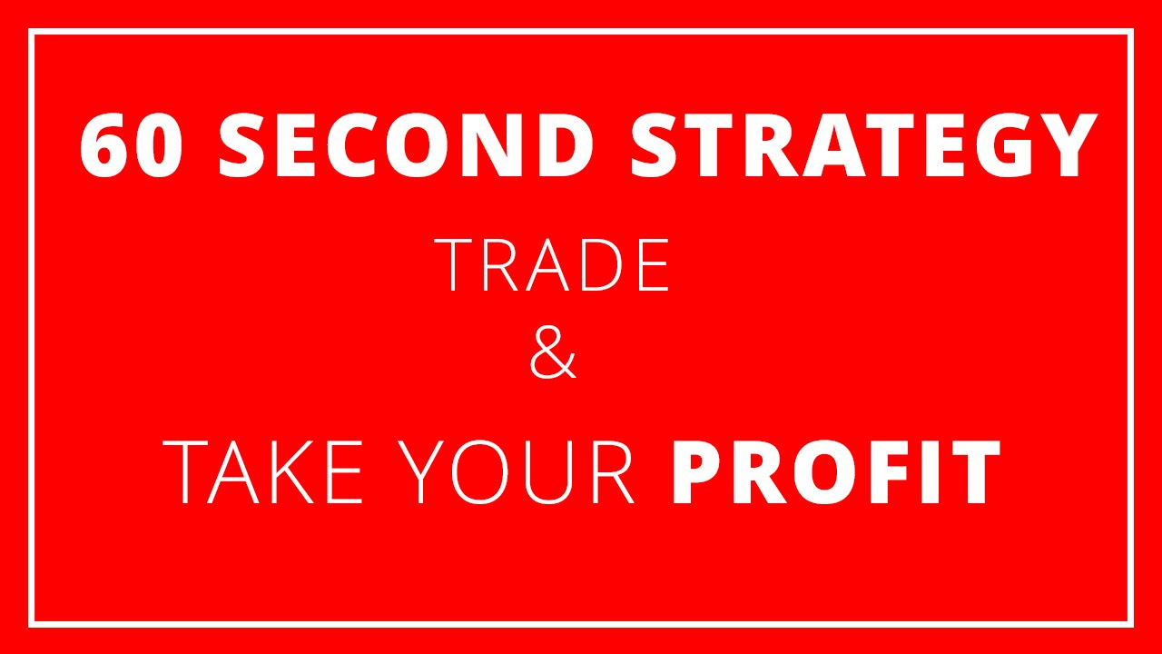 60 second options strategy