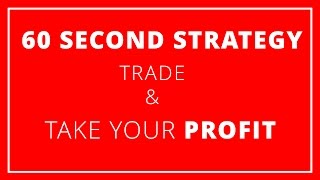 60 Second Binary Option Strategy Awesome strategy!!!