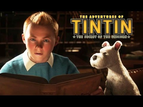 The Adventures of Tintin: The Game All Cutscenes   Full Game Movie (PS3, X360, Wii)