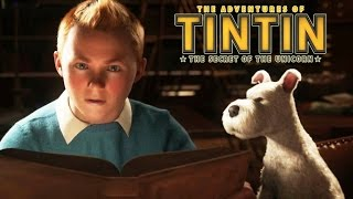 The Adventures of Tintin: The Game All Cutscenes | Full Game Movie (PS3, X360, Wii)