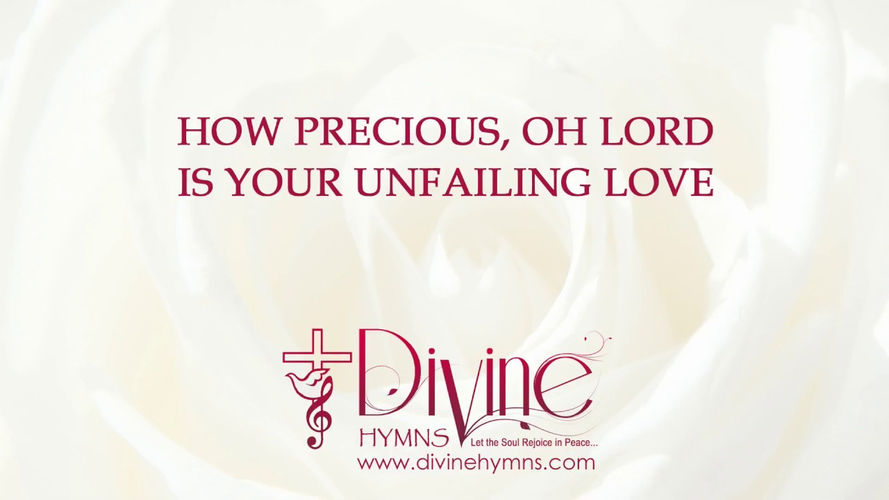 Unfailing love christian song