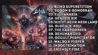 Sodom – Genesis XIX (Full Length) Thrash Metal 2020