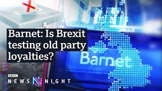 Brexit: Will Remain vote threaten traditional Tory seats? - BBC Newsnight