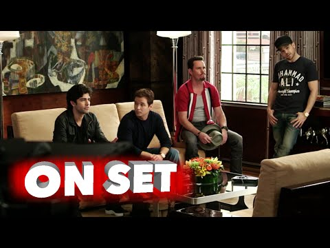 Entourage: Complete Behind the s Movie Broll  Jeremy Piven, Adrian Grenier, Kevin Dillon