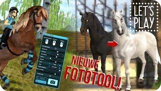 Zo maak je coole foto's + paard veranderen! - Update | LET'S PLAY | Daphneee - Zoey Winterson | SSO