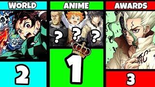 The Ultimate Anime Rewind 2019