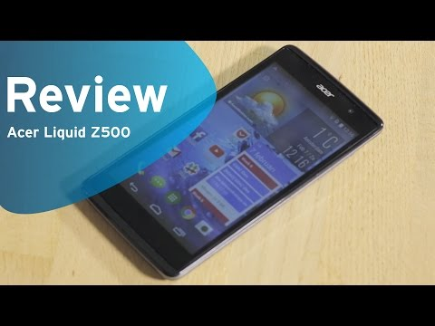 Acer Liquid Z500 review (Dutch)