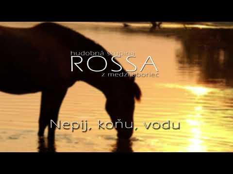 ROSSA 2 - Nepij, koňu, vodu