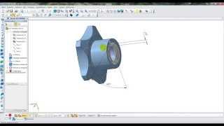 КОМПАС-3D: Моделирование детали типа