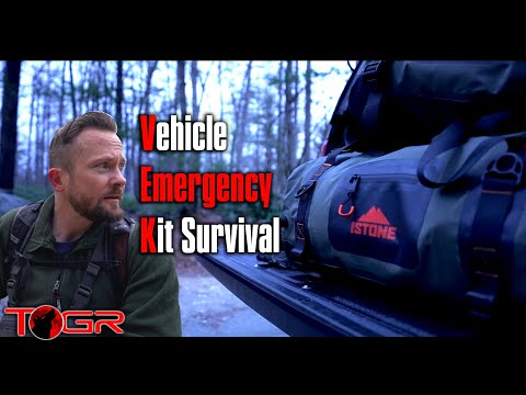 🆘 Survival with only a Vehicle Emergency Kit