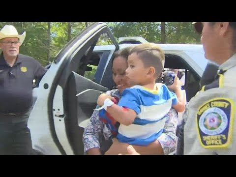 'God put everybody in his path' | Mother of 3-year-old Christopher Ramirez thanks 'angels' who searc
