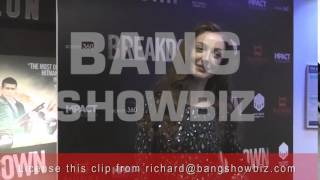 Breakdown London Premiere - Olivia Grant