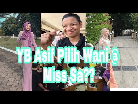 Cinta 3 Segi Tokey Santan | YB Asif Wanie Miss Sa | Syahmi Sazli Production