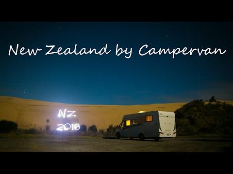Winter Adventure through Northern New Zealand in our Wilderness Campervan