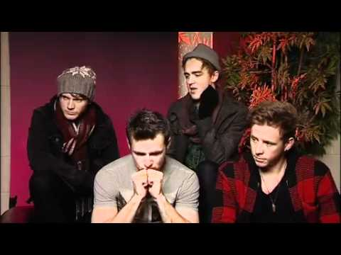 McFLY Interview - North East Tonight (19.01.11)