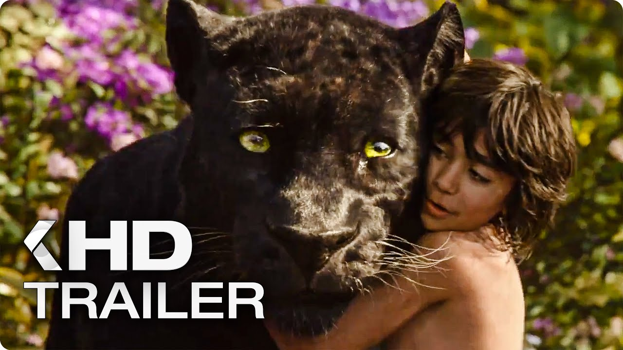 the black panther off the jungle book