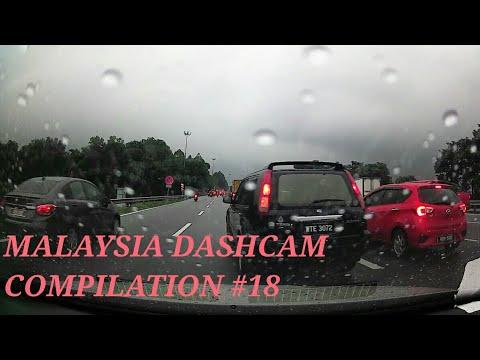 Malaysian Drivers   Malaysia Dashcam Compilation #18