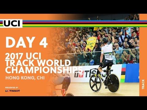 2017 UCI Track World Championships / Hong Kong (HKG) - Day 4