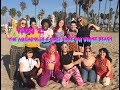 VLOG 2: the aquadolls & girli take on venice beach