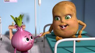 Aloo Kachaloo and Onion Bengali Rhymes for Children   Infobells