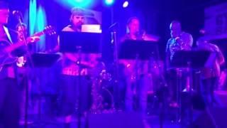 "Afro-Zen Allstars perform ""Bemen Sebeb Lelash"" 5/3/17"