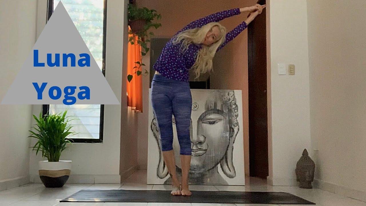 Luna Yoga - YouTube