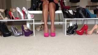 High Heel Shoe Collection | Deals On Heels: Regina