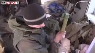 Украина. Ожесточенные бои в Дебальцево