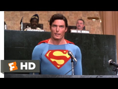 Superman IV (2/10) Movie CLIP - Eliminating Nuclear Weapons (1987) HD