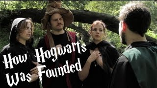 How Hogwarts was Founded thumbnail