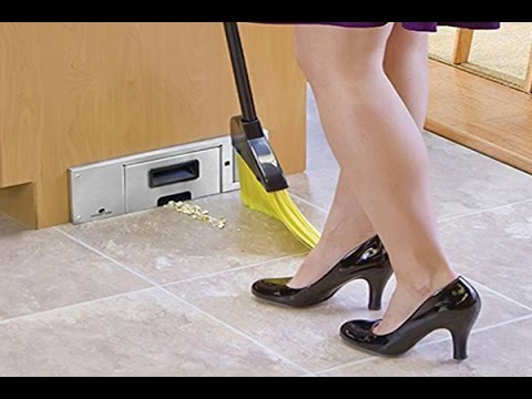 Kitchen Vacuum For Below Cabinets And Toe Kick Spaces