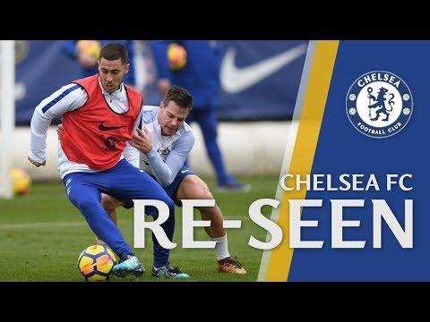 Outrageous Hazard Back Heel, Unreal Kenedy Skill I Chelsea Re-Seen