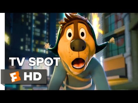 Rock Dog TV SPOT - Get to the Gig (2017) - Luke Wilson Movie