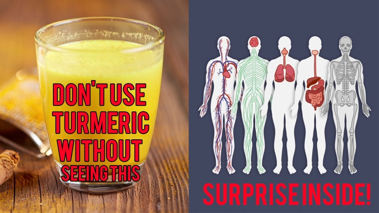 Amazing Turmeric Benefits And 6 Ways To Use Turmeric As
