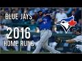 Toronto Blue Jays | 2014 Home Runs (177)