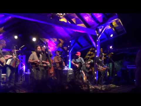 Greensky Bluegrass (wsg Josh Davis Trio) June 6, 2015   Tonight I'll Be Staying Here With You