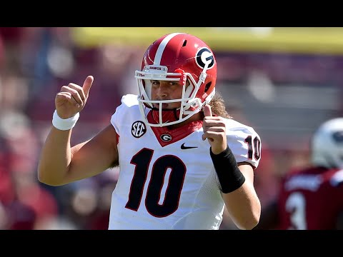 Watch: What Jacob Eason thinks about Jake Fromm, Georgia