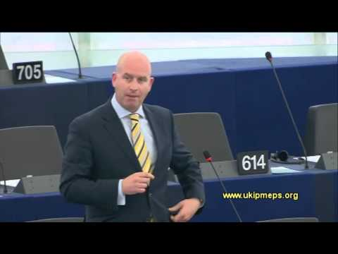 Tobacco directive is counterproductive and contradictory - Paul Nuttall MEP