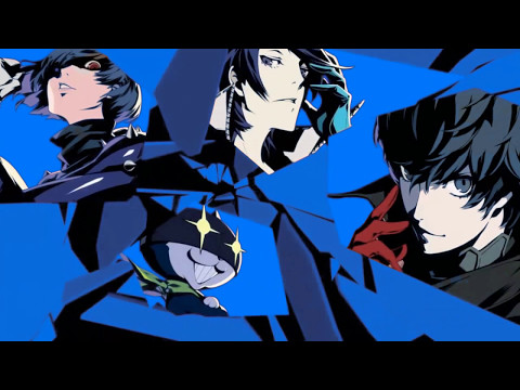 Persona 5: Persona 3 FES Opening Tribute